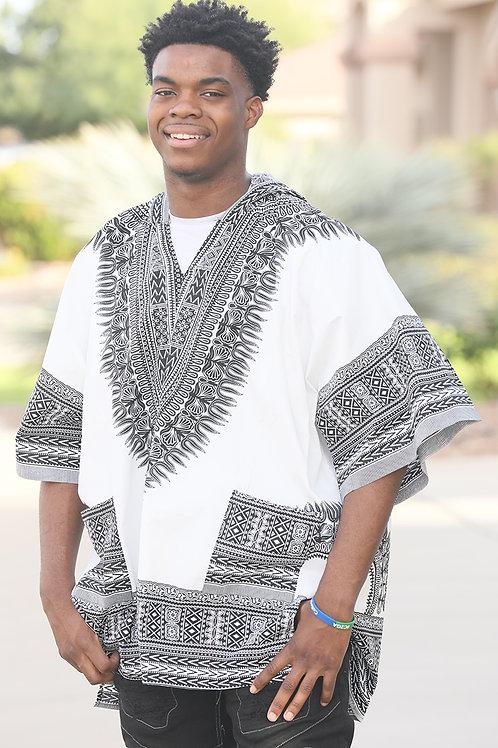 Men's African Cotton Dashiki