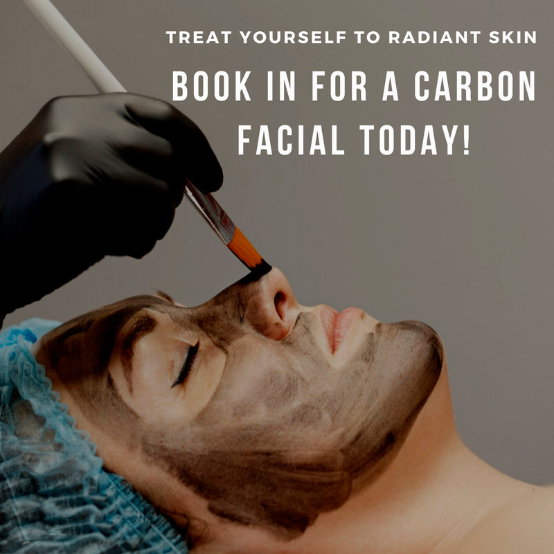 Carbon Facial - Instant Results