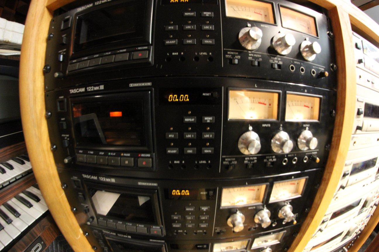 Cassette Decks