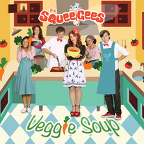 The Squeegees - Veggie Soup