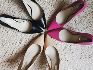 How to choose the pointy heels?