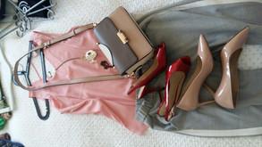 Casual wardrobe