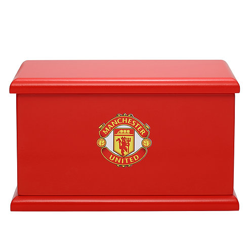 Manchester United Ashes Box