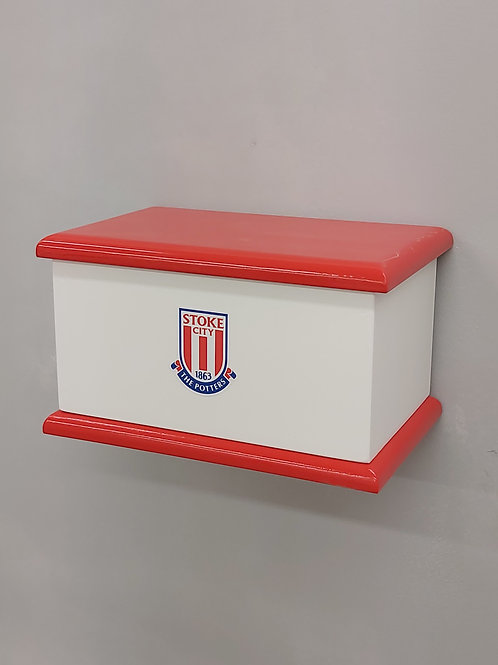 Stoke City Ashes Box