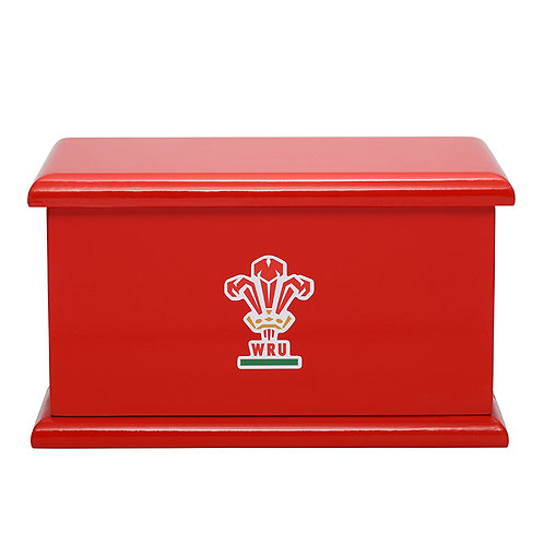 Wales Rugby Ashes Box