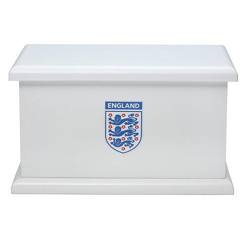 England Football Ashes Box