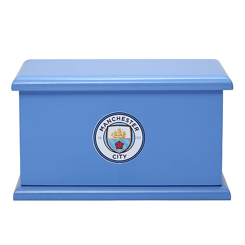 Manchester City Ashes Box