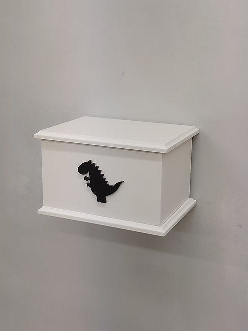 Dinosaur Childrens Children's Ashes Box