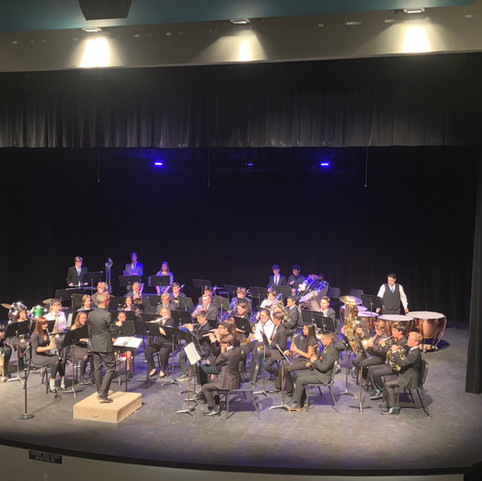 THS Concert Band