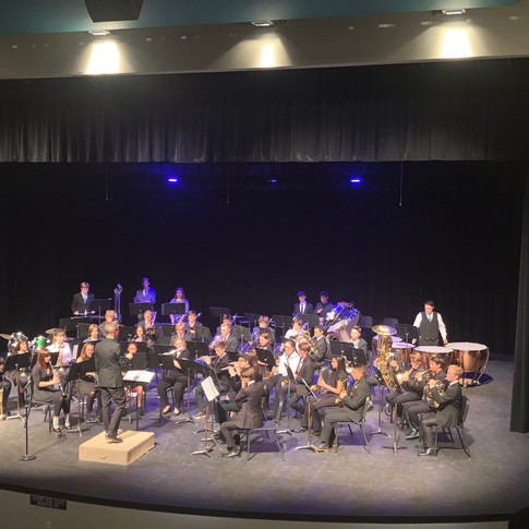 THS Concert Band