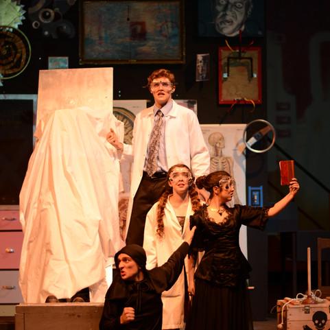 AHS Drama - Young Frankenstein