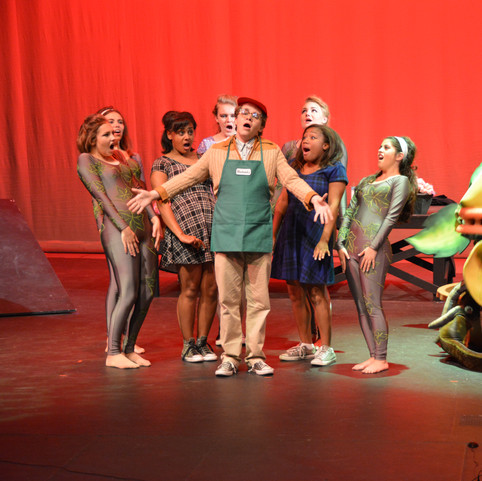 THS Drama - Little Shop of Horrors