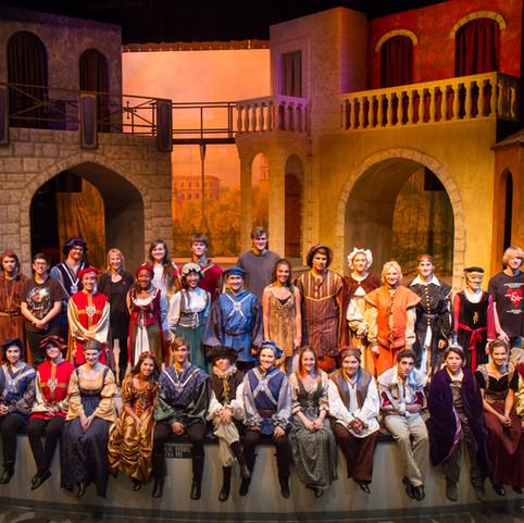 THS Drama - Romeo & Juliet