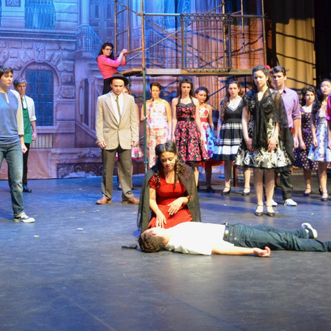 THS Drama - West Side Story