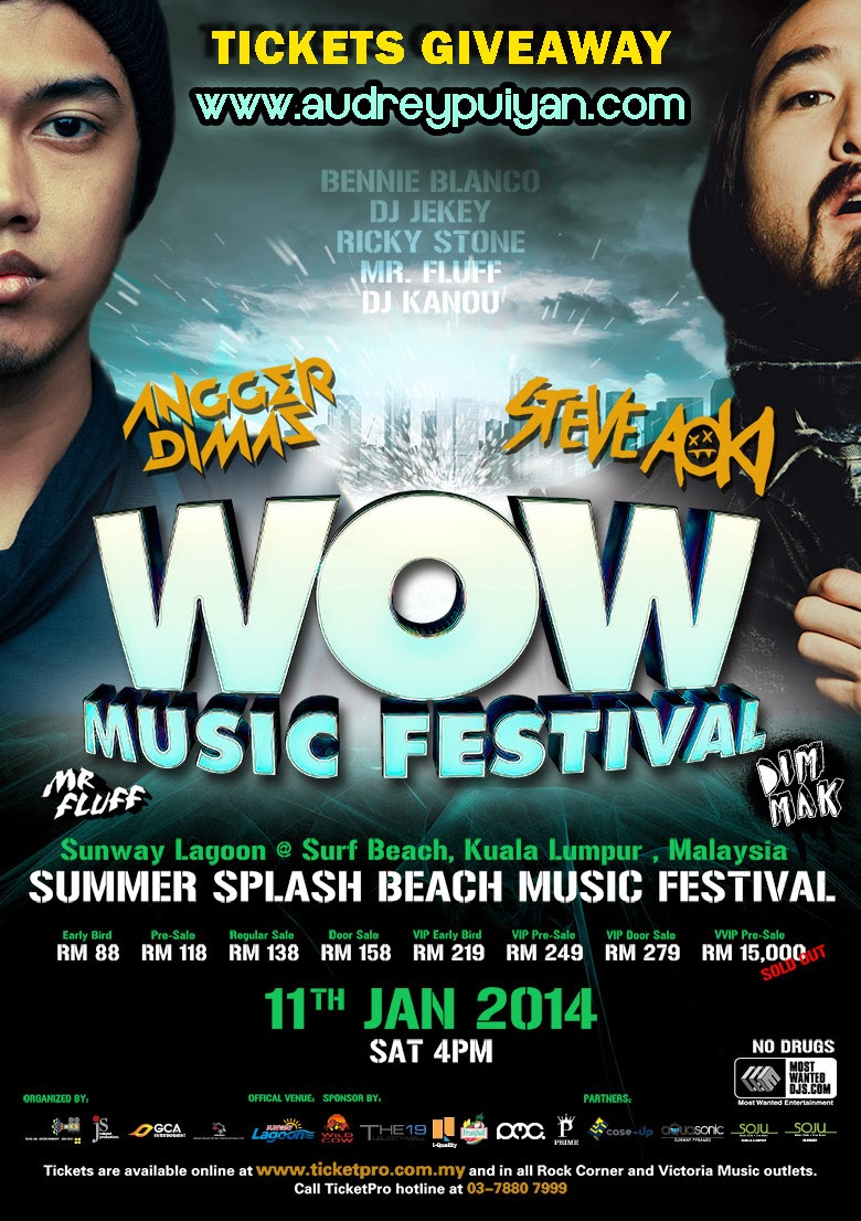 WOW Music Festival (Kuala Lumpur)