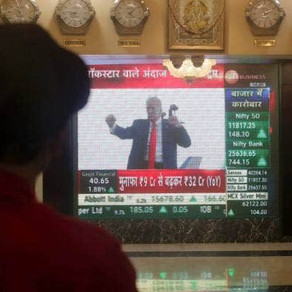 Sharemarkets shook off election uncertainty, here's why