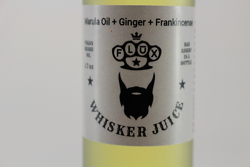 Whisker Juice - Beard Oil