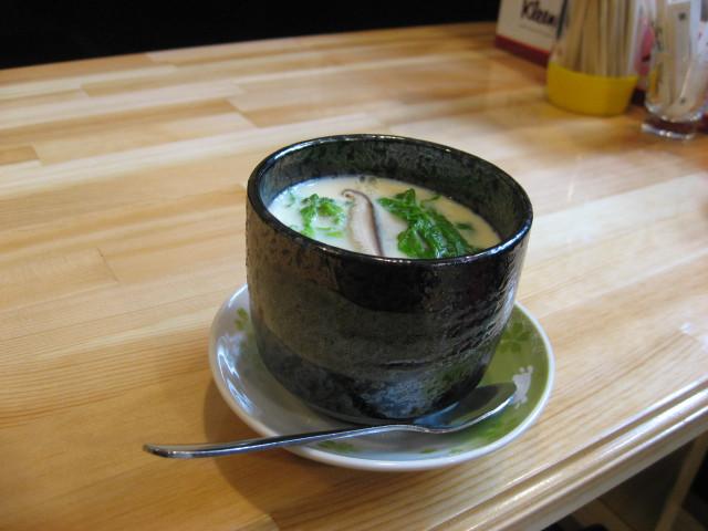 暖かい 茶碗蒸し 380円
