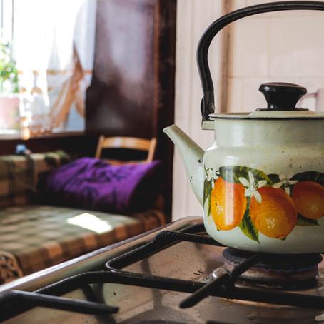 Herbal Tonics as a Ritual Practice