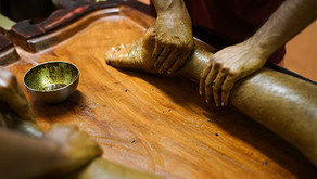 Le massage détox et silhouette Udvartana