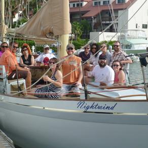 Nightwind Cruise - Sailing St. Thomas