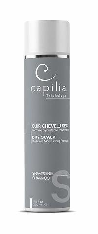 Dry Scalp Hi-active moisturizing formula