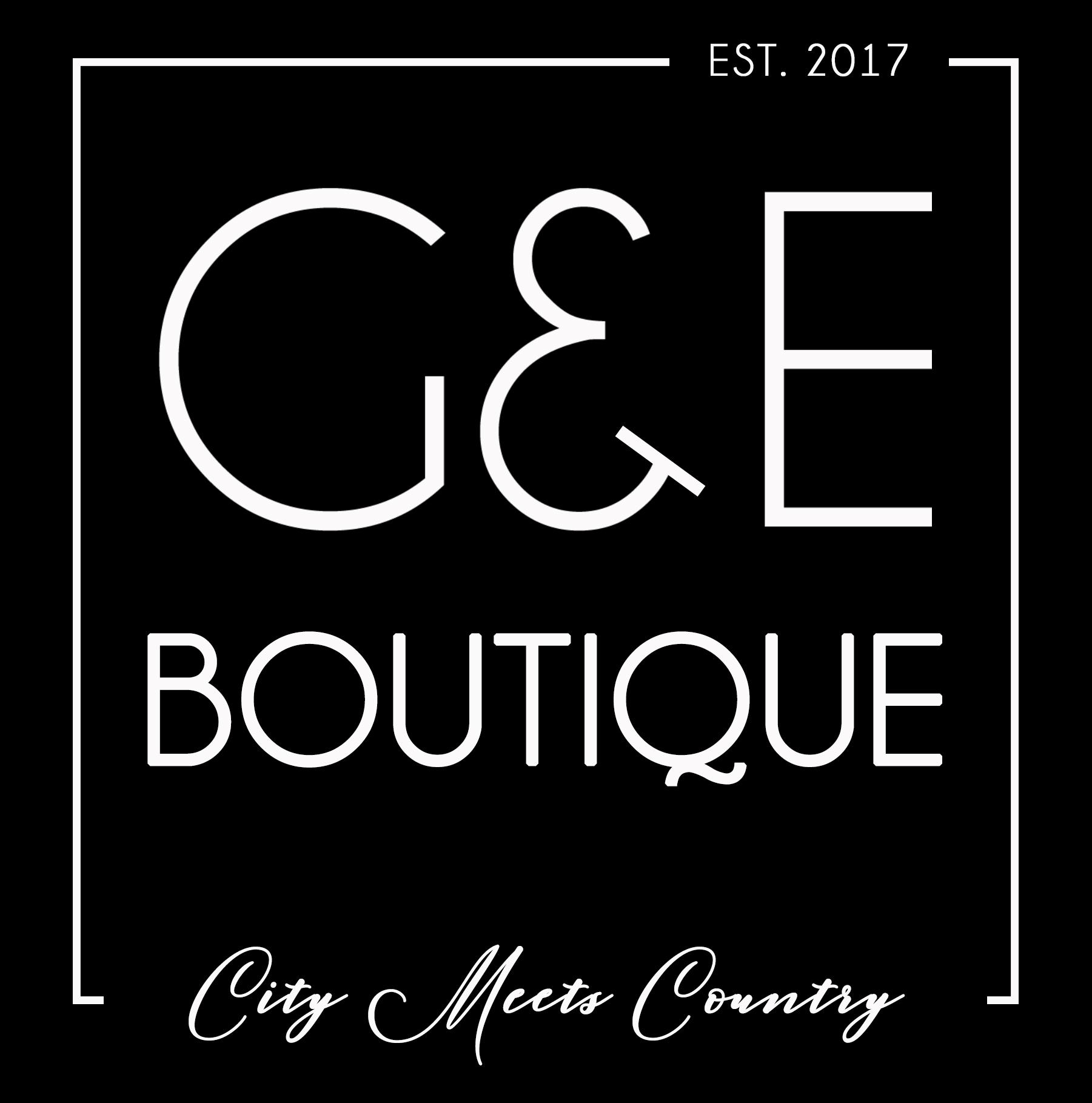 G&E Boutique Square BLK