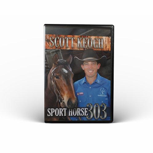 DVD- Sport Horse 303