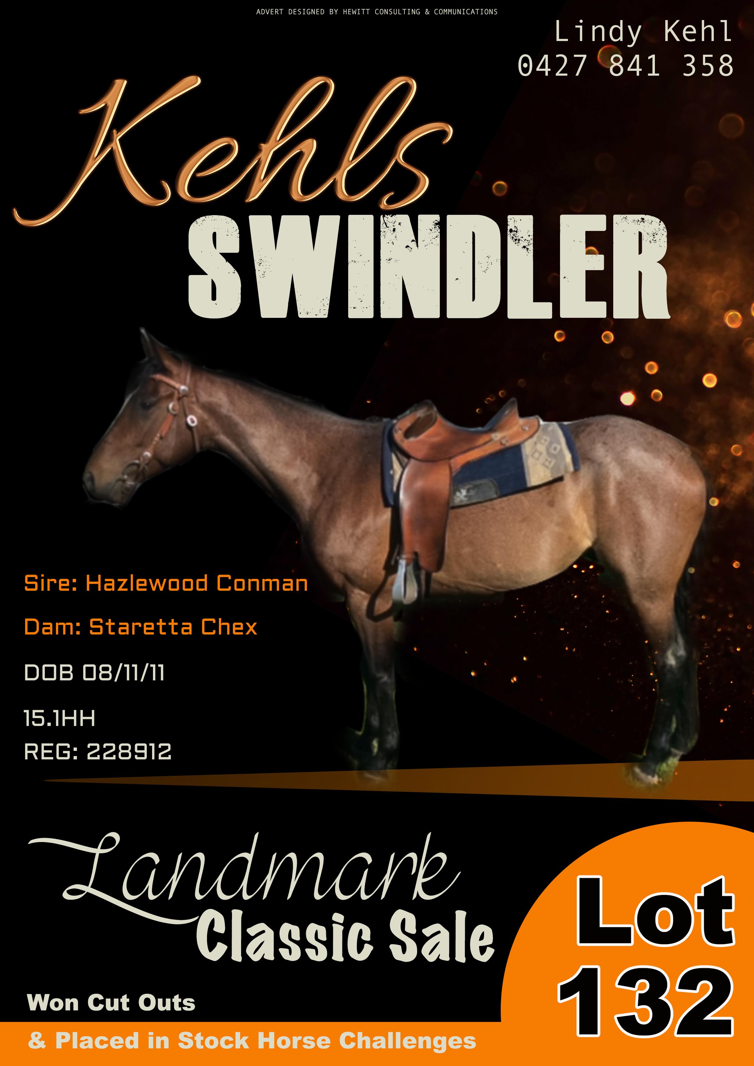 Kehls Swindler