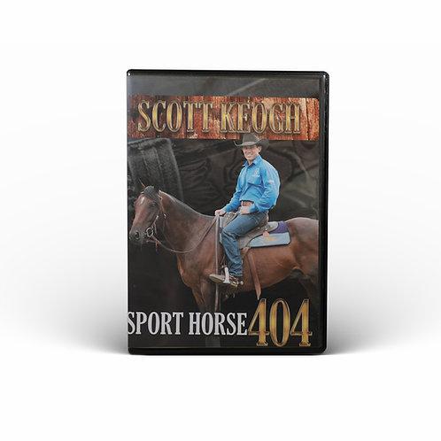 DVD - Sport Horse 404