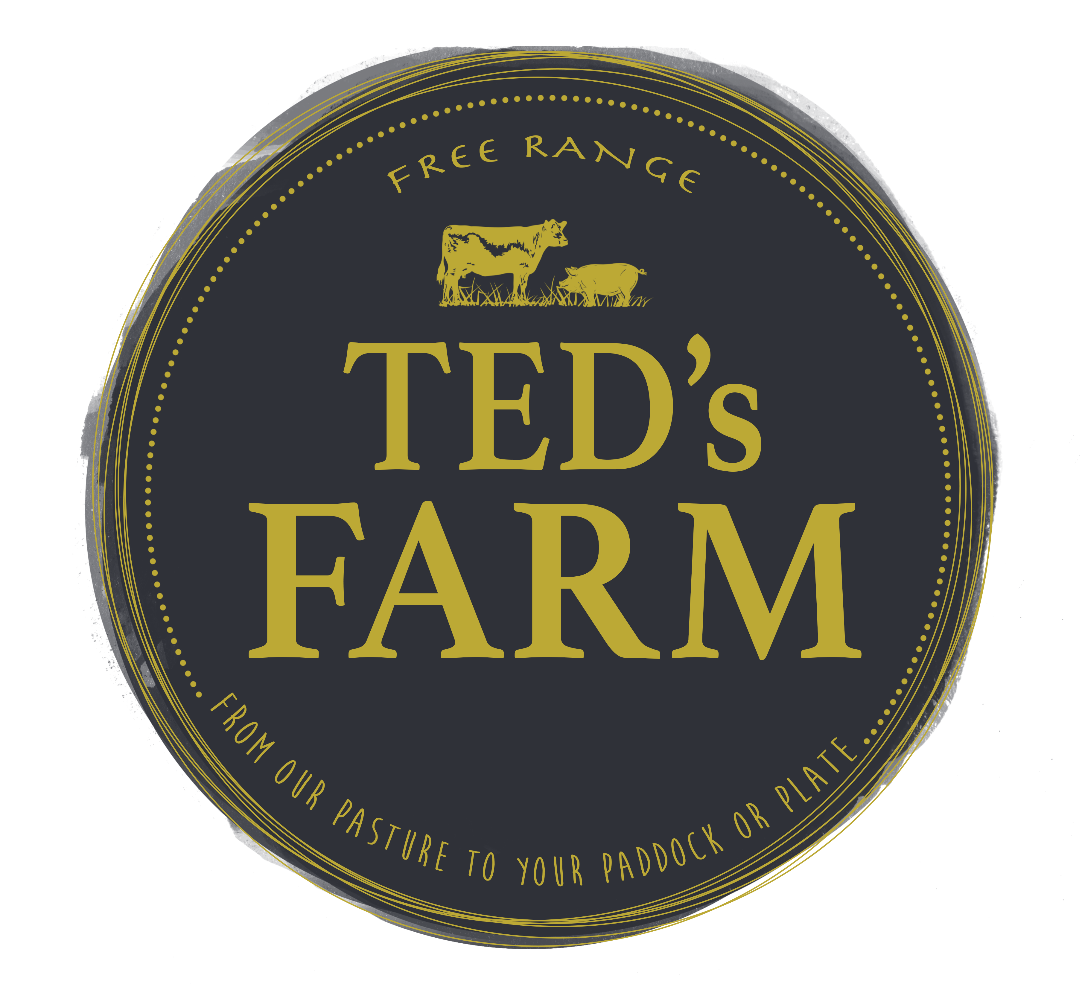 TED'S FARM Final WC Mustard & Charcoal
