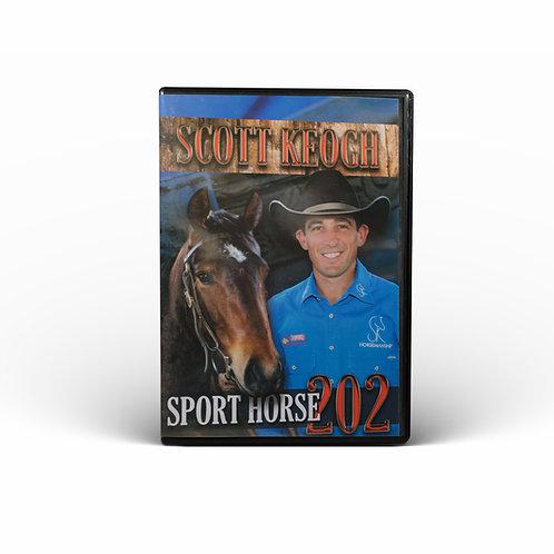 DVD- Sport Horse 202