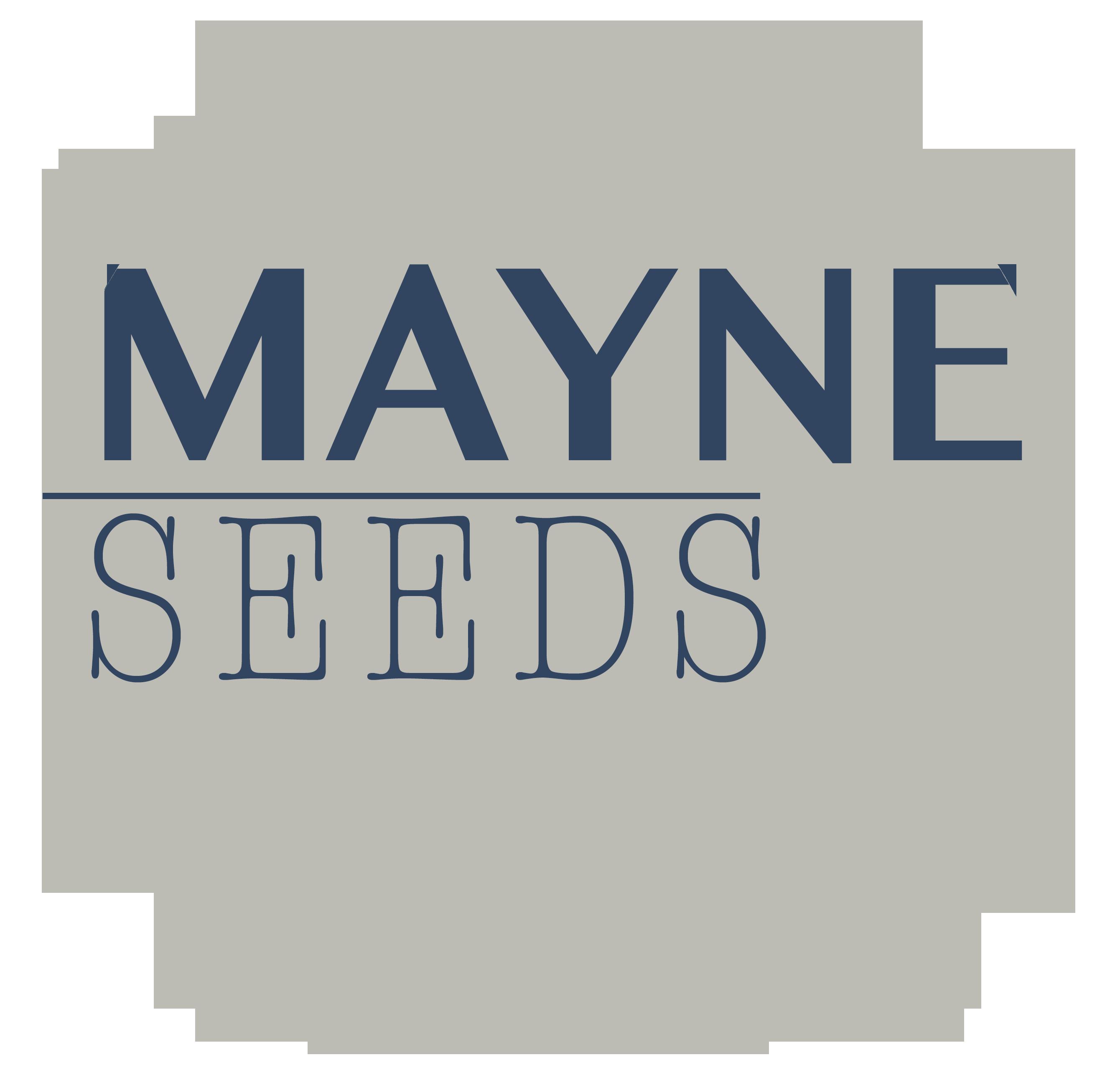 Mayne Seeds Circle