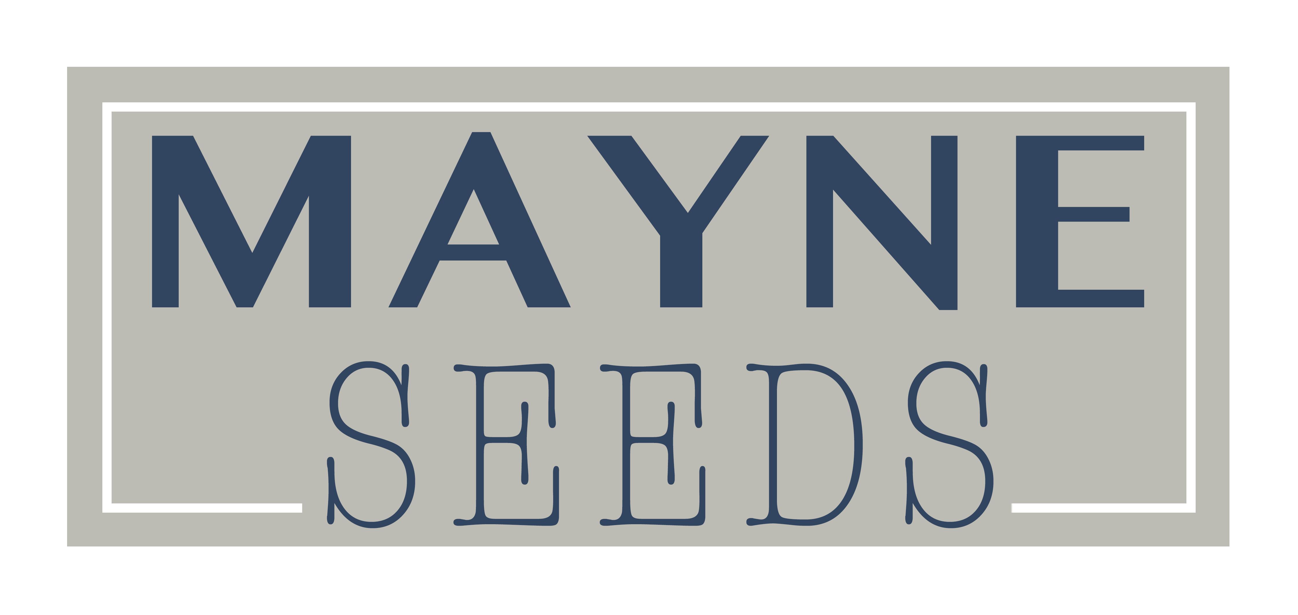 Mayne Seeds Coloured Rect