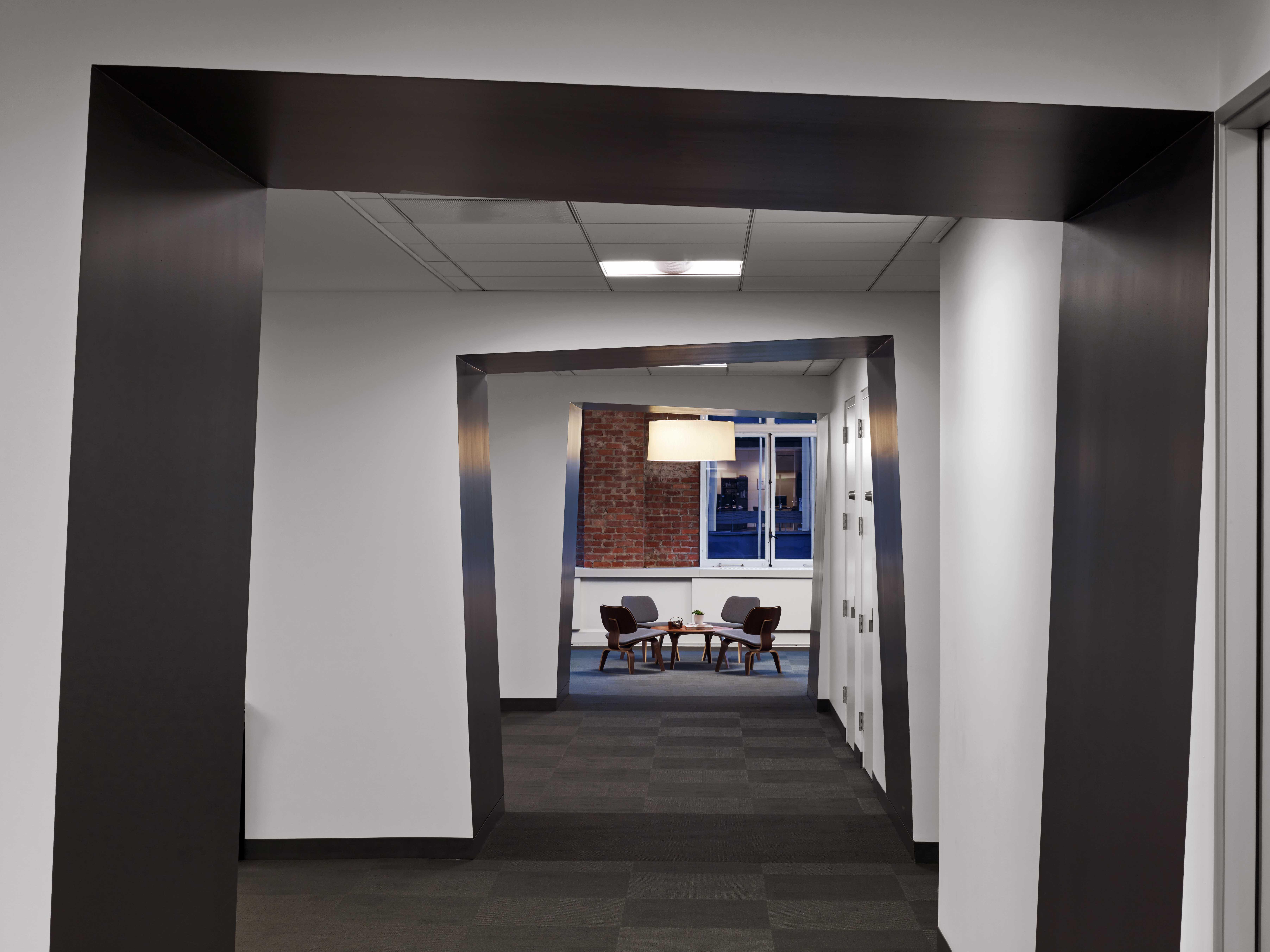 Twitch Custom Hallway