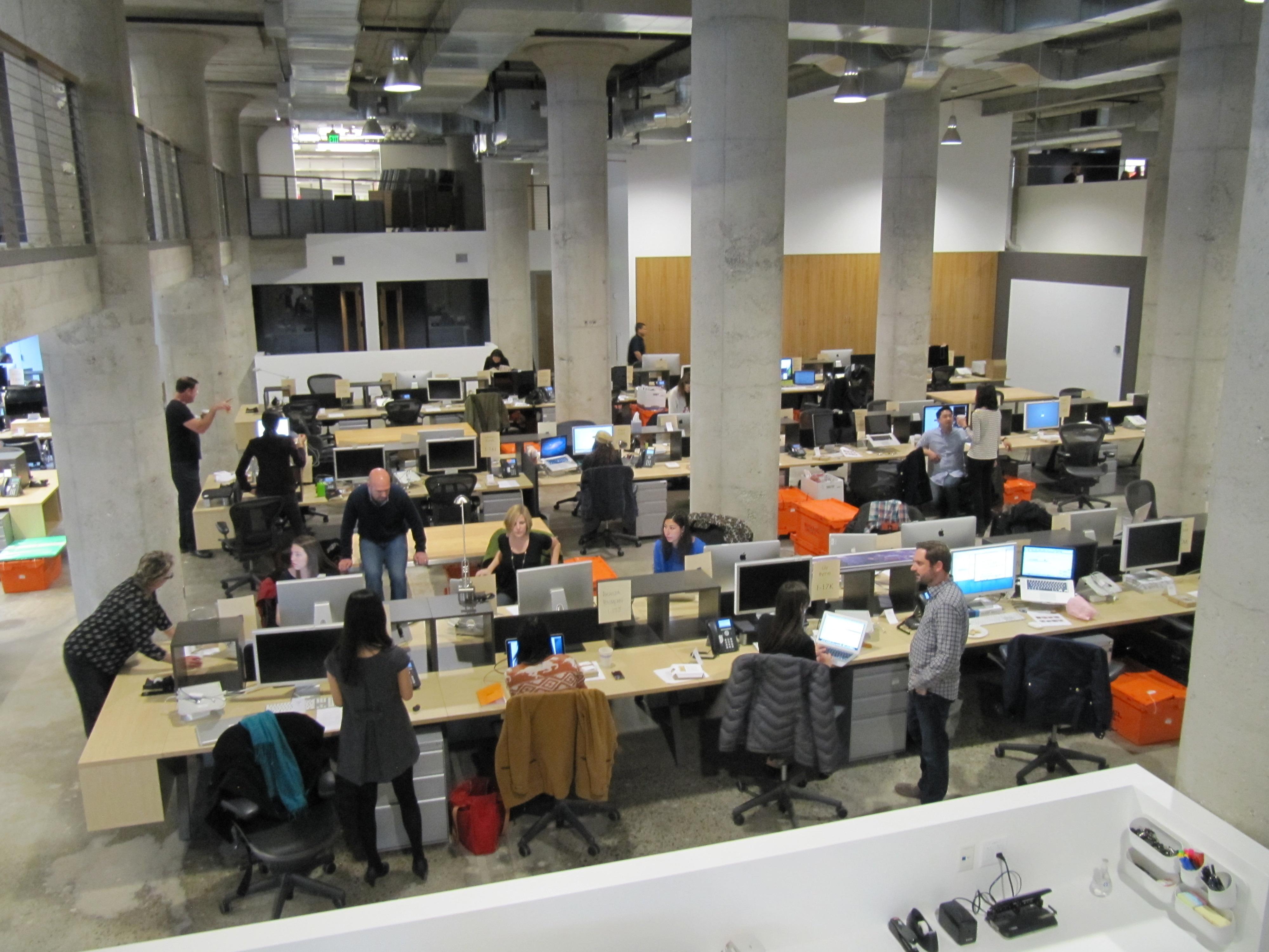 Eleven Inc Open Office