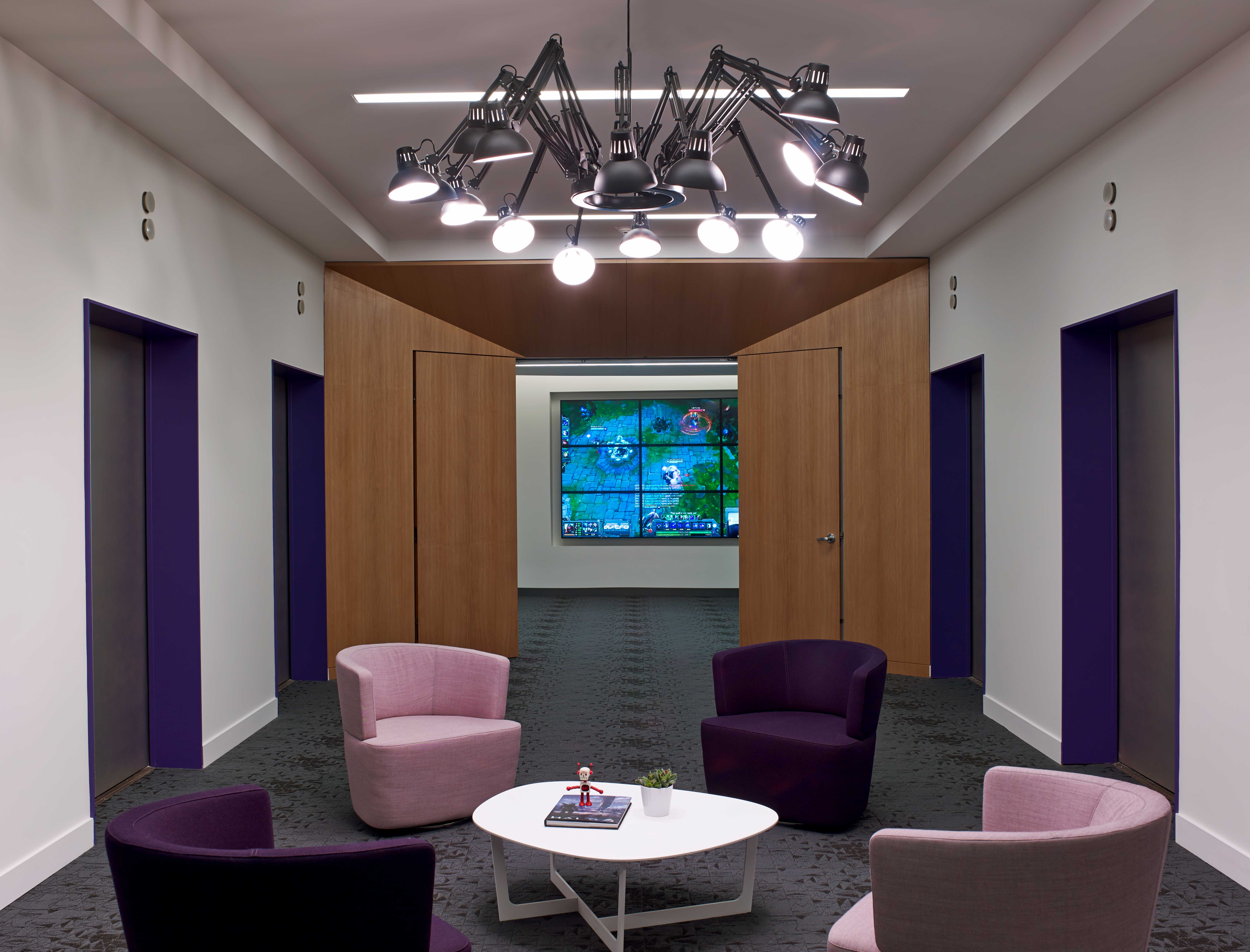Twitch Meeting Room