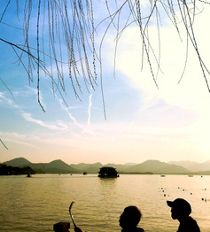 Reflect. Hangzhou,China.