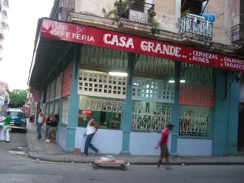 Cafe & Street, Cuba