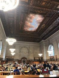 New York Public Library, New York.