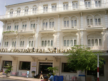 Hotel,  Ho Chi Minh City