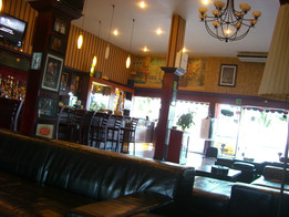 at Cigar Bar. Cancun,Mexico.