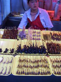 at Market, Beijing, China