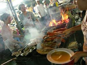 Night Market,  Ho Chi Minh City