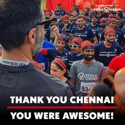 CHENNAI | Sept 8th 2019