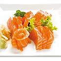 Nr. 85 Sake Sashimi (Bio-Lachs)