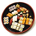 Nr. 110 Sakura Platte (für 3-4 Personen)