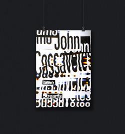 Cassavetes Movie Poster