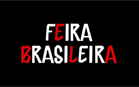 Feira Brasileira - Typeface Design