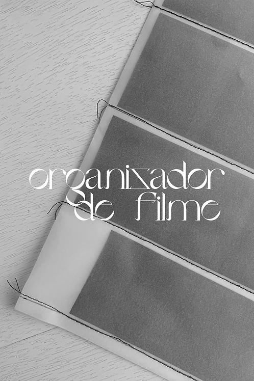 organizador de filme